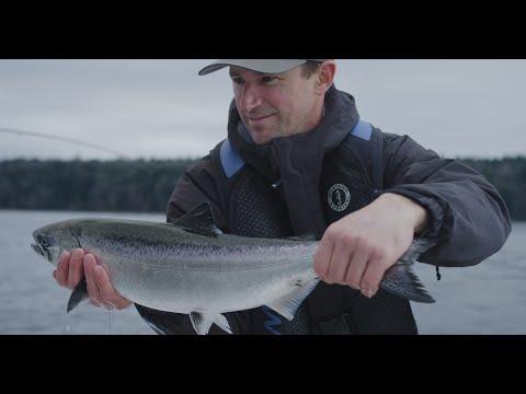 Fishing BC Presents: Winter Chinook On BC's Sunshine Coast