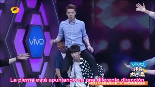 [SUB ESPAÑOL] 140705 EXO Happy Camp (4-8)