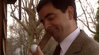 Crazy Golf | Mr. Bean Official
