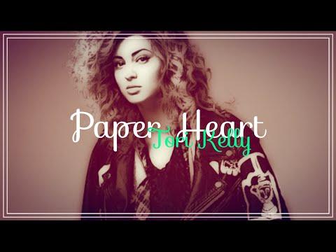 Tori Kelly - Paper Heart (Lyrics + Deutsche Übersetzung)