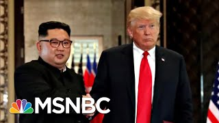 Donald Trump Praises North Korea's Murderous Dictator After Failed Summit   The 11th Hour   MSNBC