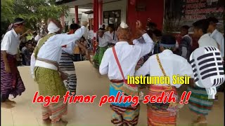 Lagu Timor Sedih by Yanus Amkeun - Instrumen Sisir & Daun