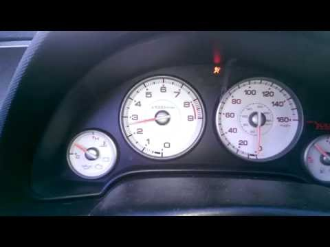 RSX Type S 0-80mph Acceleration