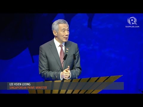 ASEAN 2017: Lee Hsien Loong is new ASEAN chairman
