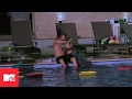 Geordie Shore 1309 Oi Oi Kyle s Flanter Gets Holly Wet