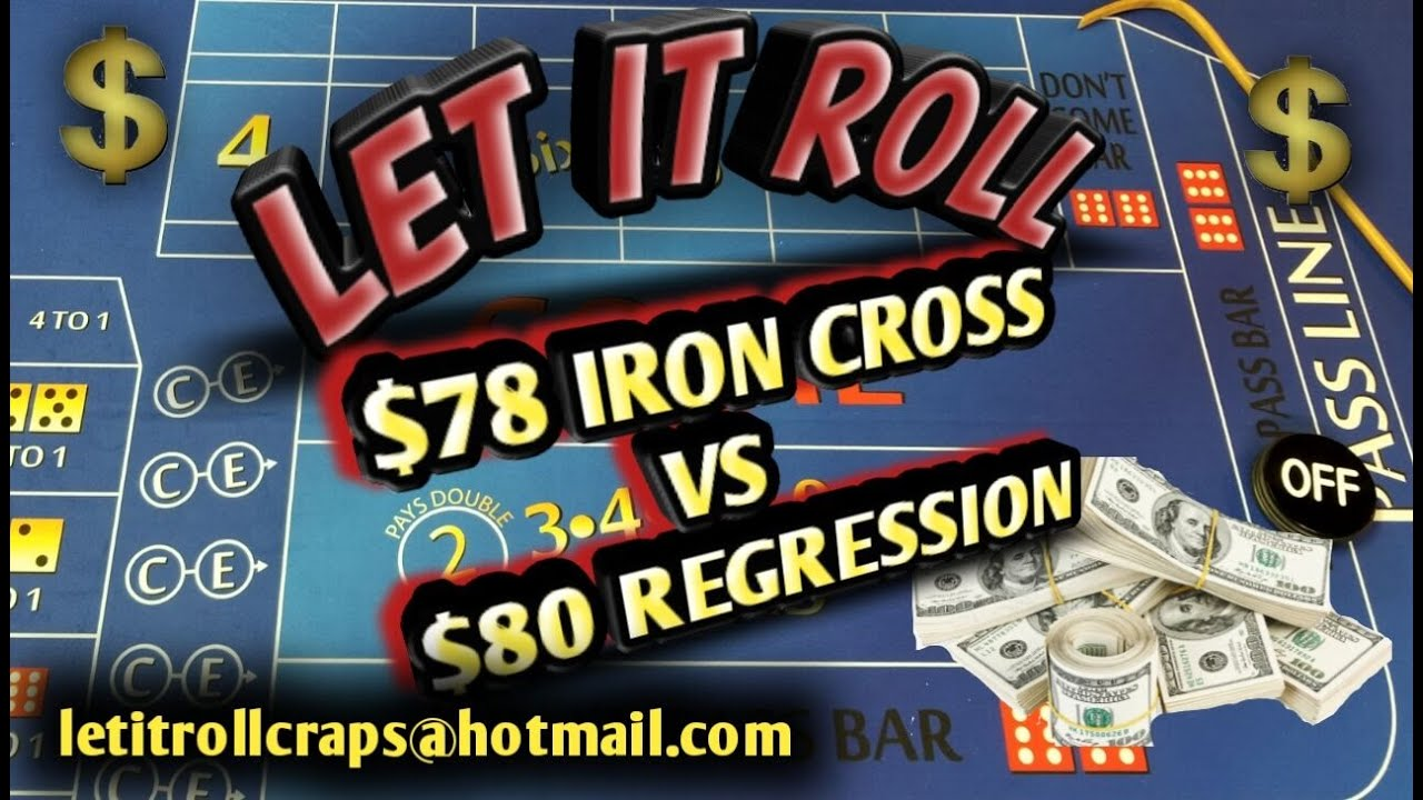 Iron cross craps betting strategy sports betting lines calculator mortgage