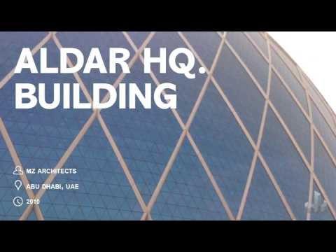Aldar Headquarters Building - Abu Dhabi