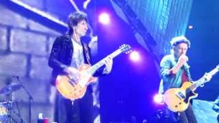"Rolling Stones ""Rocks Off"" Chicago 28. 05. 2013"