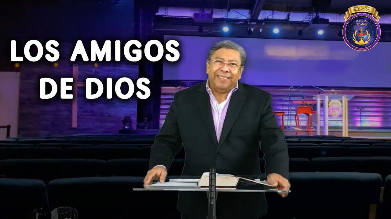 LOS AMIGOS DE DIOS