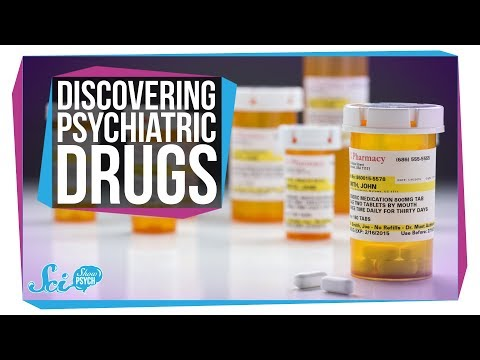 How Doctors Accidentally Discovered Psychiatric Drugs