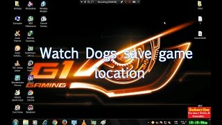 Watch Dogs Save Game Location