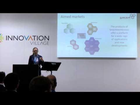 SEMICON Europa 2015 - Innovation Village - SmartMembranes GmbH