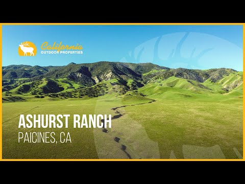 Ashurst Ranch | Paicines, California