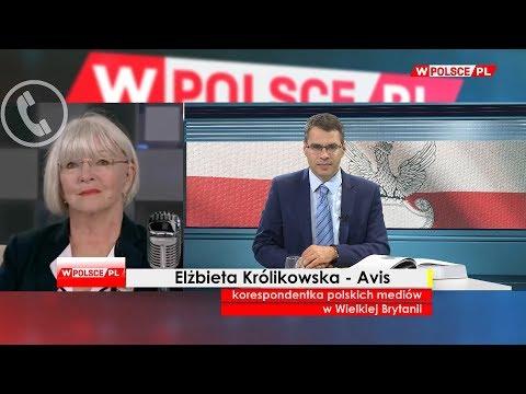 Królikowska-Avis: Muzułmańscy imigranci przywieźli na Wyspy nowe rodzaje przestępstw