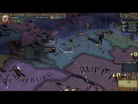 Europa Universalis IV: Mandate of Heaven -- Brandenburg