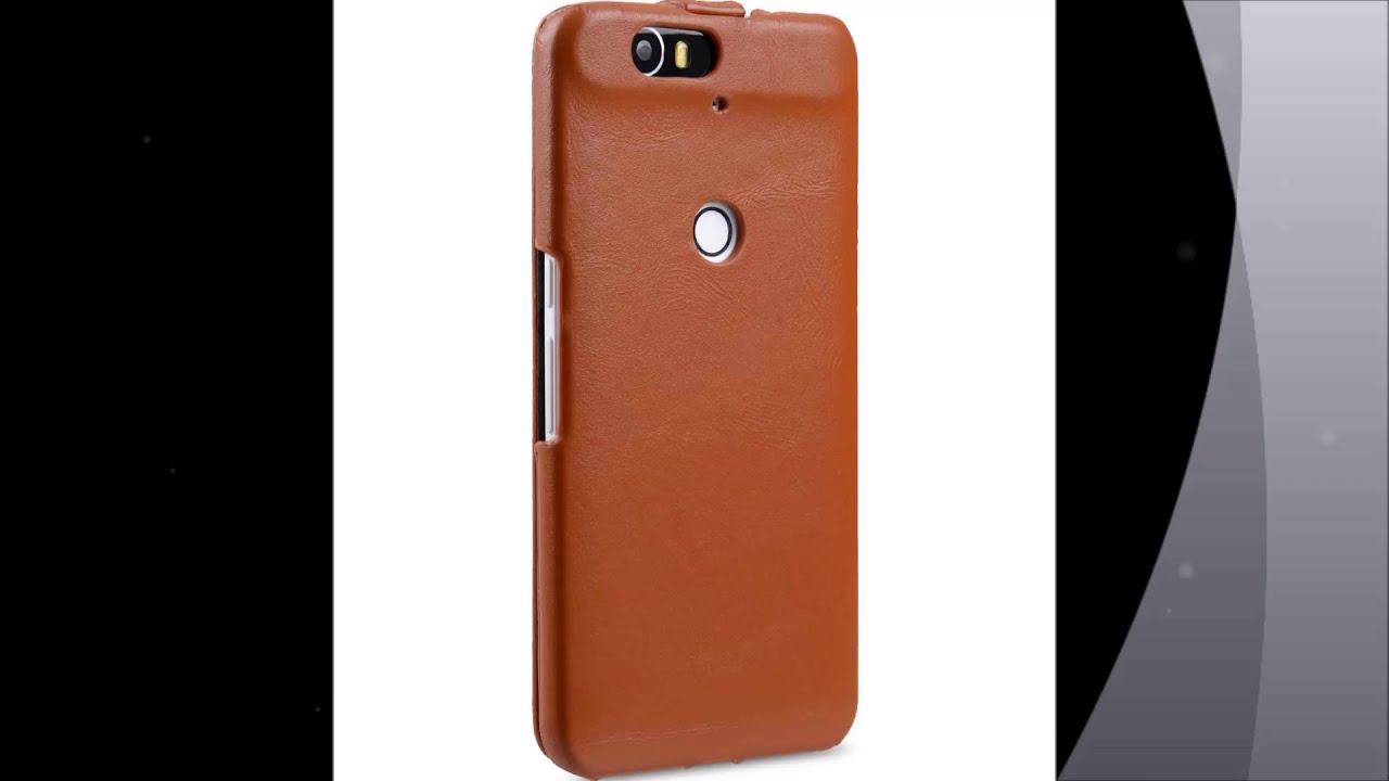 more photos 48674 97a61 Melkco Premium Leather Case for Huawei Nexus 6P - Jacka Type (Traditional  Vintage Brown)