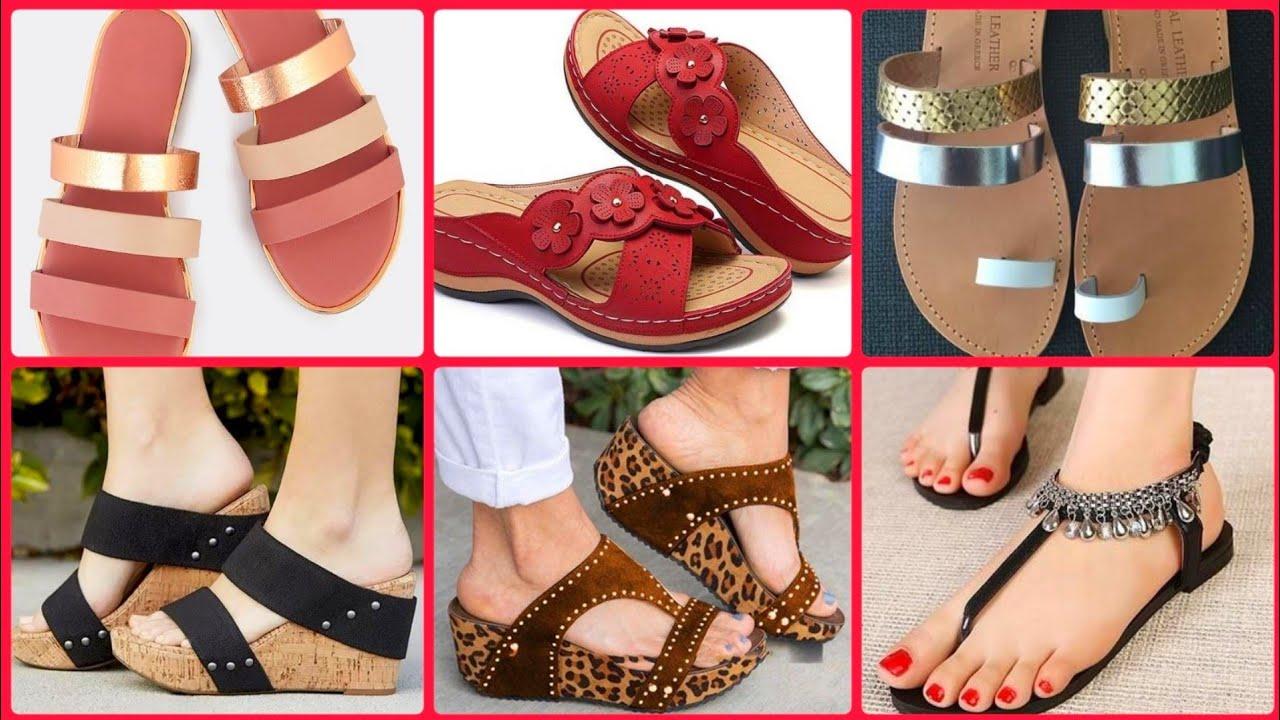 Summer|Flat Slippers|Flat Chappal