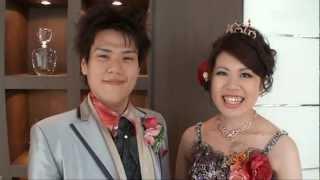 名古屋市栄の結婚式場、グランダルシュTV 2012年7月14日、新納・亀山様の結婚式です。 会場は名古屋、栄のグランダルシュで行われました。...