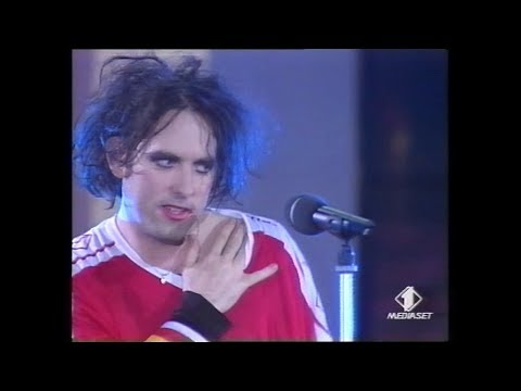 The Cure  The 13th + Mint Car FestivalBar 1996