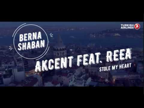 Akcent feat. REEA - Stole My Heart (Lyrics)