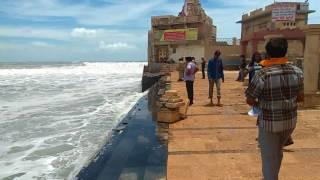 Dwarka Beach & gomti ghat in Gujarat