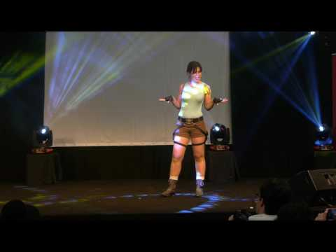 related image - Avignon Geek Expo 2017 - Concours Cosplay - 13 - Lara Croft