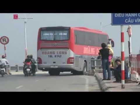 Xem video clip Bến xe khách chui trên cầu rộng nhất Việt Nam   Video hấp dẫn   Clip hot   Baamboo com