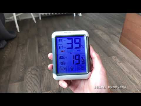 ThermoPro Digital Humidity Temperature Monitor