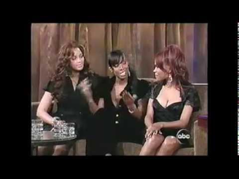 Destinys Child Farewell Interview on Jimmy Kimmel