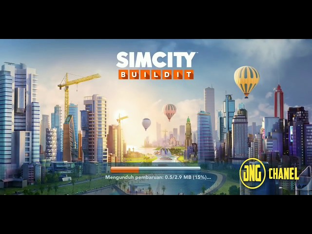 Cara cheat simcity buildit terbaru 2018 (versi terbaru) 100% work