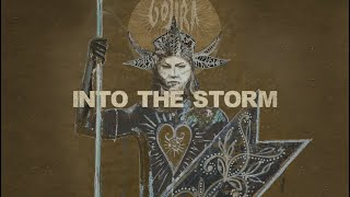 Gojira - Into The Storm [LYRIC VIDEO]