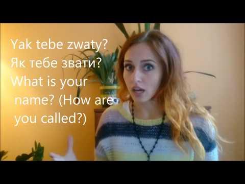 Learn Ukrainian Easy - Lesson 1