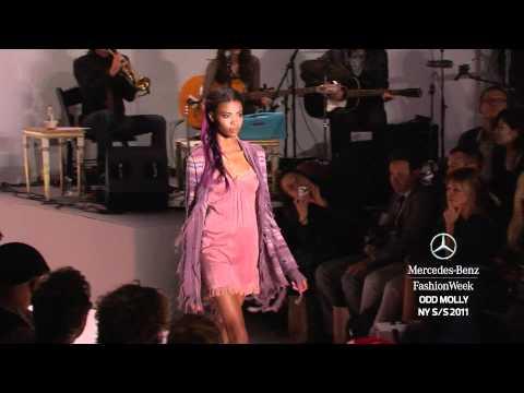 ODD MOLLY SPRING 2011, MERCEDES-BENZ FASHION WEEK NEW YORK