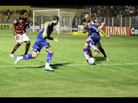 Luverdense 3 x 2 Atlético GO