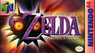 Longplay of The Legend of Zelda: Majora's Mask
