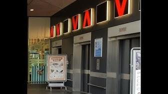 3 Aufzüge Schindler, 2 Aufzüge EMCH @EKZ Brunaupark, 8045 Zürich, Schweiz