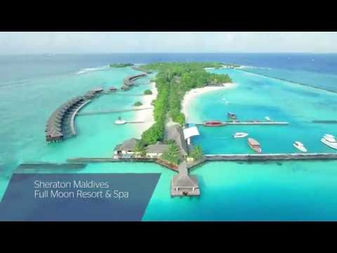 Maldives 30 Seconds Aerial Overview Video