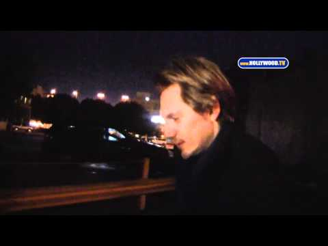 Lukas Haas Goes To Germany For Xmas