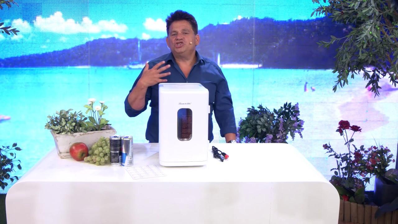 Kühlschrank Ins Auto Legen : Rosenstein söhne mini kühlschrank v v mit warmhalte