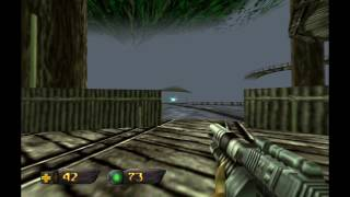 Turok Remastered - MAP06 (hardcore mode)