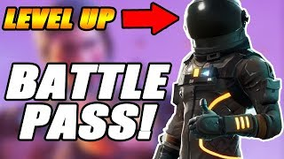 Comment LEVEL UP BATTLE PASS TIERS FAST In Fortnite Battle Royale