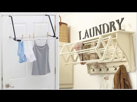 Best 60 + Space Saving Ideas For Clothes Amazing Ideas 2018 - Home Decorating Ideas