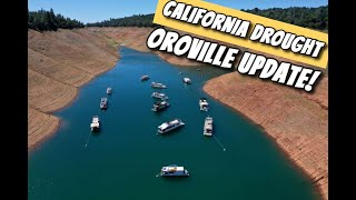 California Drought and Oroville UPDATE!