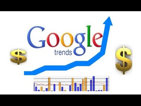 كيفية استخدام واستغلال Google Trends في جني أكبر قدر من الارباح