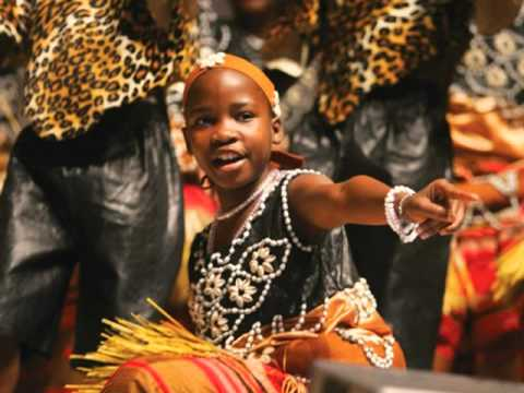 AFRICAN CHILDREN'S CHOIR - JABULANI AFRICA AND AWESOME GOD MEDLEY