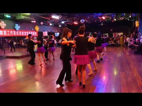 2019-4-20慶豐社區社交舞蹈班慈善表演-捷舞 - YouTube