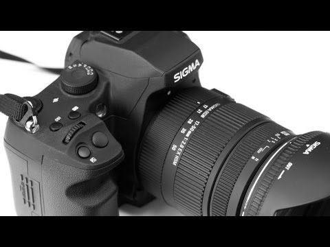 Sigma SD1 Merrill - Video Review [GER]