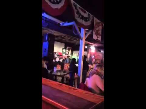 Live Music From the Longhorn Saloon in Fort Worth, Texas