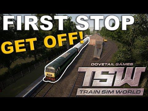 SHORTEST MISSION EVER!  -  CLASS 47  - Train Sim World  -  DLC!