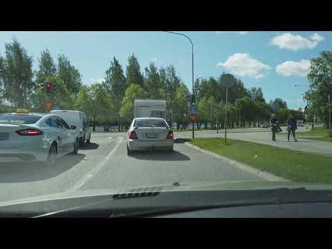 Käynti Joensuun Puuilo/Prisma/Keskusta/Citymarket